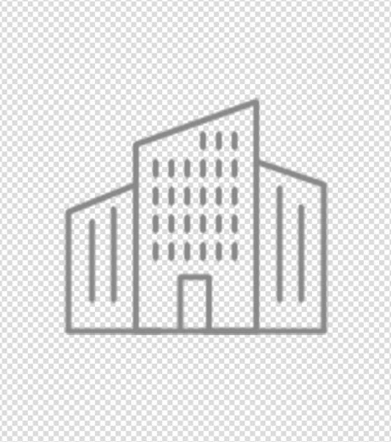 简约大楼图标