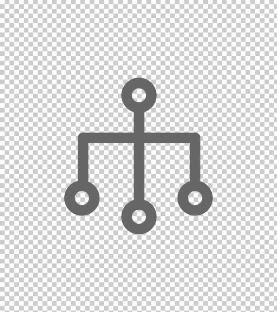 主结构分支标志