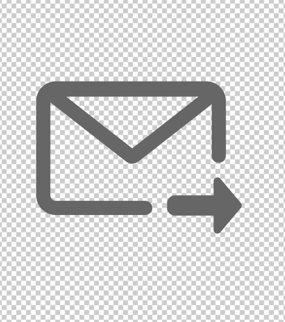 信件发送图标