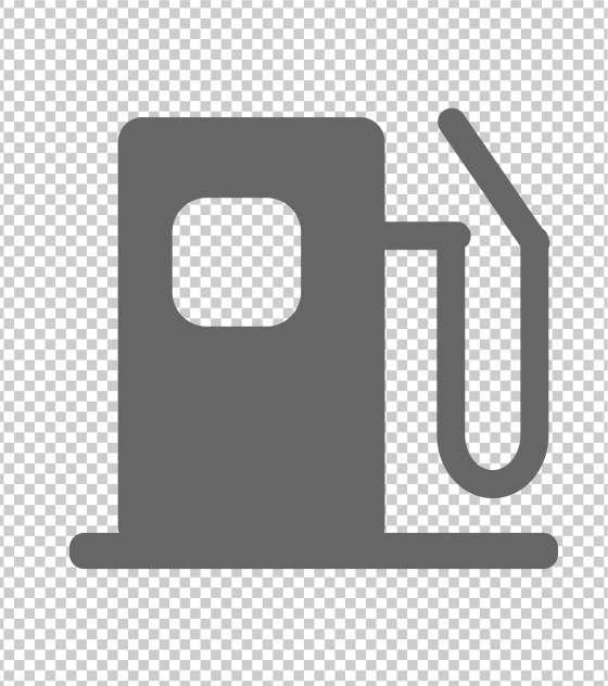 加油站加油机图标