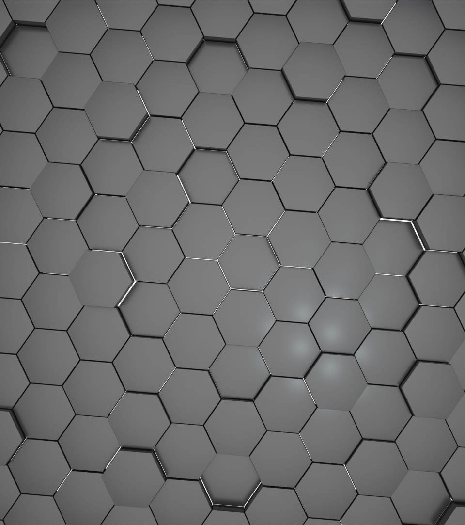 商务ppt元素系列3D科技感几何体背景.psd