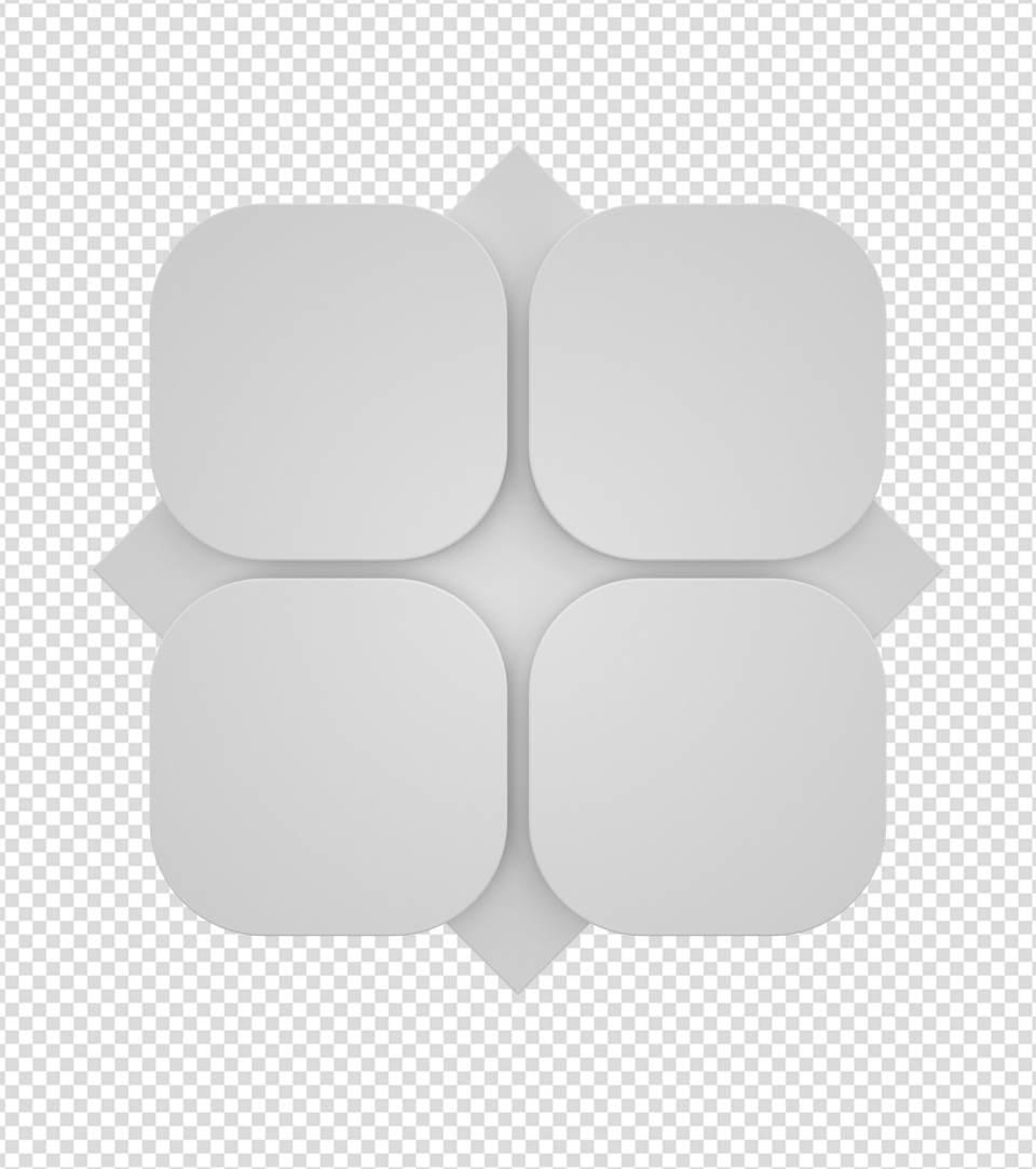 商务ppt元素系列3D创意图标